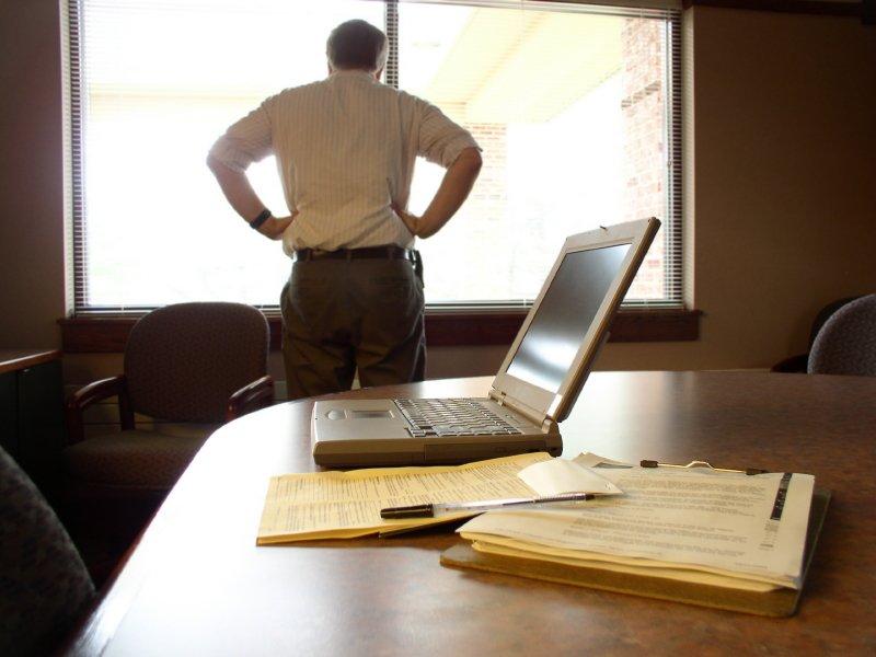 Business frustration